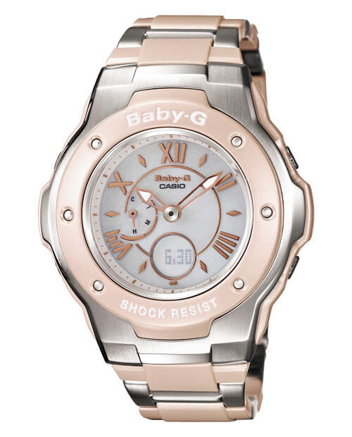 Ladies Watch Casio Baby-G Tripper  MSG3200C4BJF
