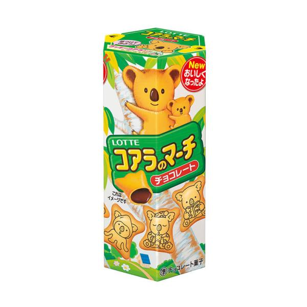 Lotte Koala's March Chocolate Cream Biscuits