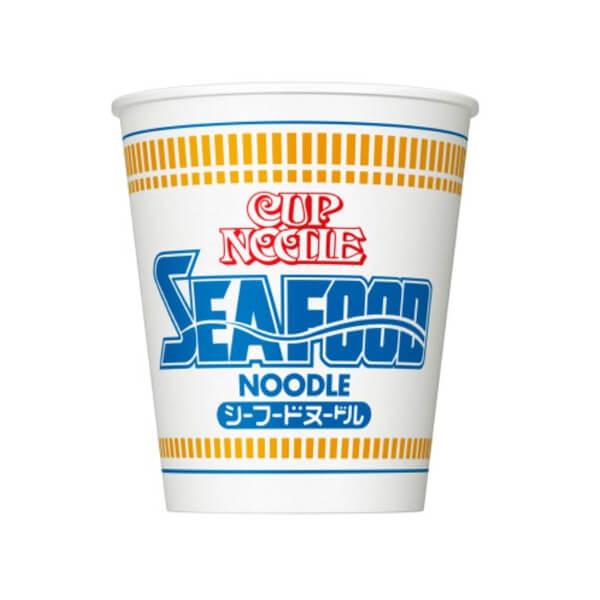Nissin Cup Noodles Seafood Noodle 74 g 20 pcs set
