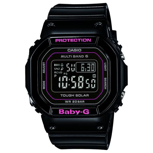 Casio BABY-G Tripper Solar radio clock BGD-5000-1JF for ladies