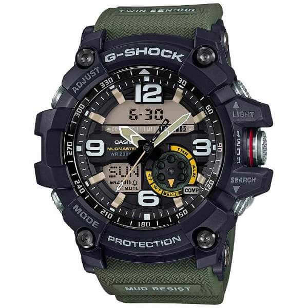 Watch Casio GWG-1000- 1A3JF