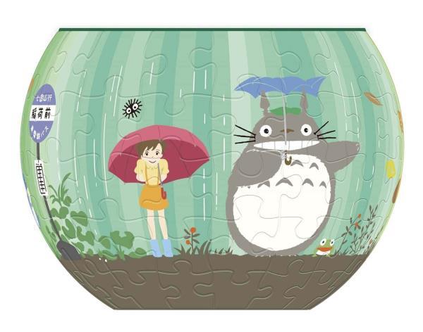 3D puzzle Tonari no Totoro